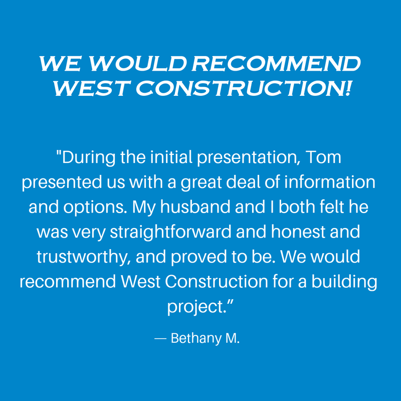 We would recommend West Construction Review
